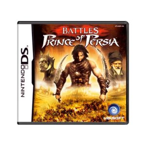 Jogo Battles: Prince of Persia - DS