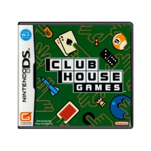 Jogo ClubHouse Games - DS