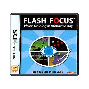 Jogo Flash Focus - DS