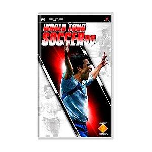 Jogo World Tour Soccer 06 - PSP
