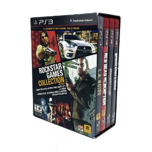 Jogo Rockstar Games Collection Bundle (Edition 1) - PS3