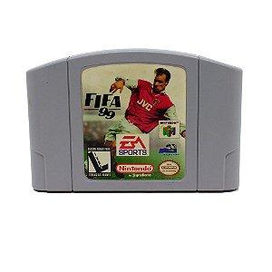 Jogo FIFA 99 - N64