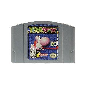 Jogo Yoshi's Story 64 - N64