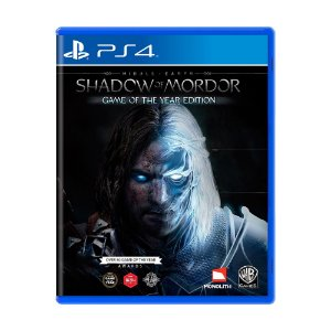 Jogo Middle-Earth: Shadow of Mordor (Game of the Year Edition) - PS4