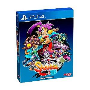 Jogo Shantae 1/2 Genie Hero (Risky Beats Edition) - PS4