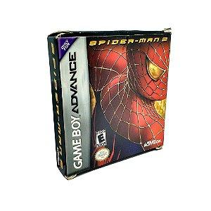 Jogo Spider-Man 2 - GBA - Game Boy Advance