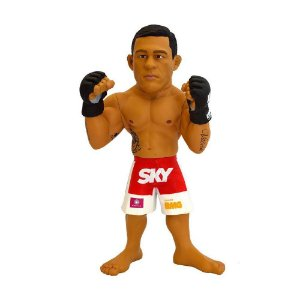 "Action Figure UFC Vitor Belfort ""The Phenom"" - Modelo 2"