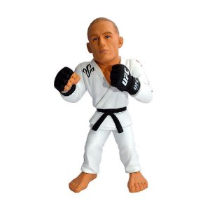 "Action Figure UFC Georges St-Pierre ""Rush"""