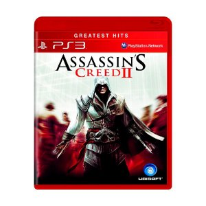 Jogo Assassin's Creed II - PS3