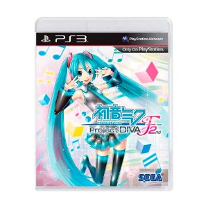 Jogo Hatsune Miku: Project DIVA F 2nd - PS3