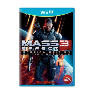 Jogo Mass Effect 3 - Wii U