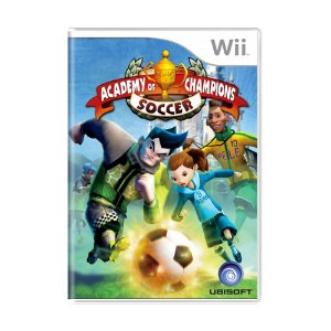 Jogo Academy of Champions: Soccer - Wii
