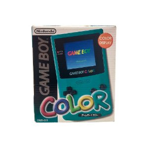 Console Game Boy Color Teal - Nintendo