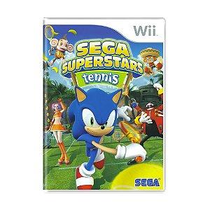 Jogo Sega Superstar Tennis - Wii