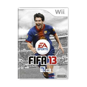 Jogo Fifa 13 - Wii