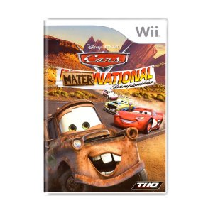 Jogo Cars: Mater-National Championship - Wii