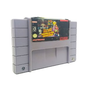 Jogo Super Mario RPG: Legend of the Seven Stars - SNES