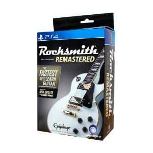 Jogo Rocksmith 2014 Edition Remastered - PS4