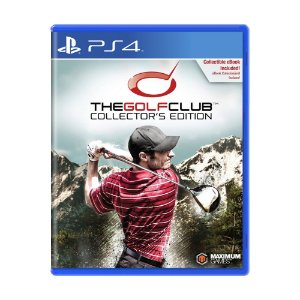 Jogo The Golf Club (Collector's Edition) - PS4