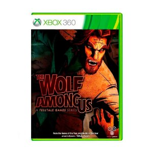 Jogo The Wolf Among Us - Xbox 360