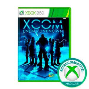 Jogo XCOM: Enemy Unknown - Xbox 360