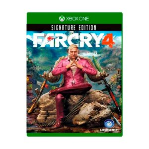 Jogo Far Cry 4 (Signature Edition) - Xbox One