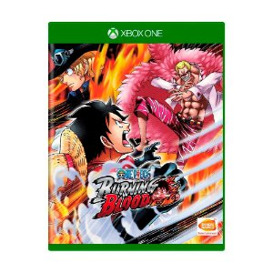Jogo One Piece: Burning Blood - Xbox One