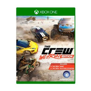 Jogo The Crew (Wild Run Edition) - Xbox One