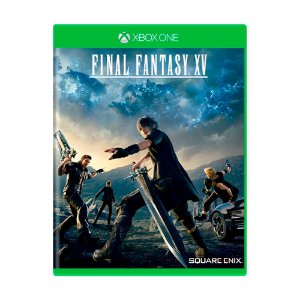 Jogo Final Fantasy XV - Final Fantasy 15 (FFXV) - Xbox One