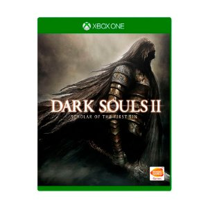 Jogo Dark Souls II: Scholar of the First Sin - Xbox One