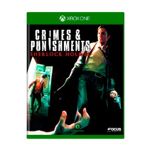 Jogo Sherlock Holmes: Crimes & Punishments - Xbox One