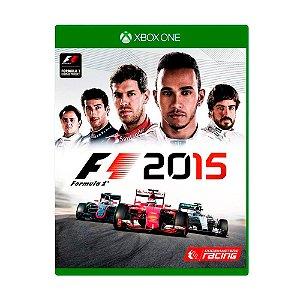 Jogo Formula 1 2015 - Xbox One