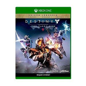 Jogo Destiny: The Taken King (Edição Lendária) - Xbox One