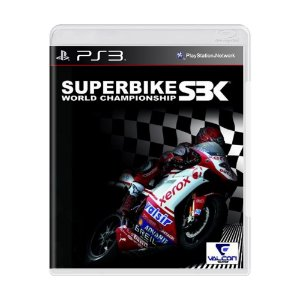 Jogo Sbk Superbike World Championship - PS3