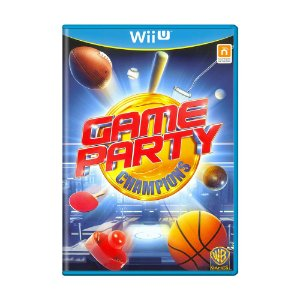 Jogo Game Party Champions - Wii U