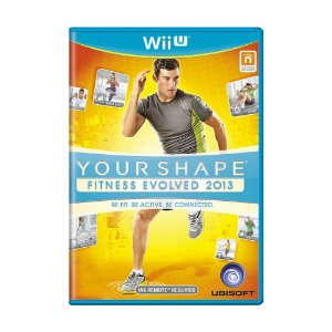 Jogo Your Shape Fitness Evolved 2013 - Wii U