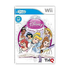 Jogo Disney Princess: Enchanting Storybooks - Wii
