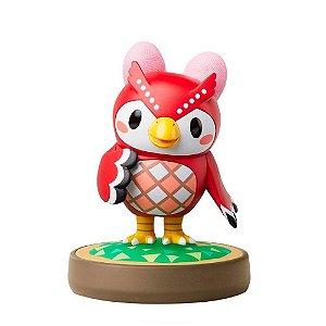 Nintendo Amiibo: Celeste - Animal Crossing - Wii U e New Nintendo 3DS