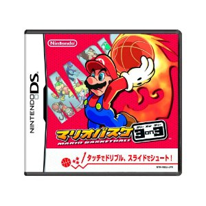 Jogo Mario Basketball: 3 on 3 - DS