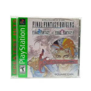 Jogo Final Fantasy Origins - PS1