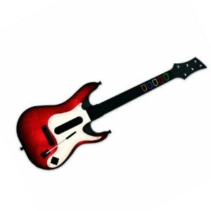 Guitarra Vermelha (Guitar Hero 5) - Xbox 360