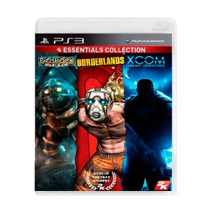 Jogo 2K Essentials Collection - PS3