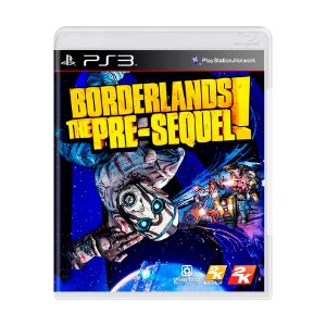 Jogo Borderlands: The Pre-Sequel - PS3