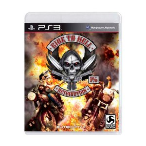 Jogo Ride To Hell: Retribution - PS3