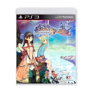 Jogo Atelier Shallie: Alchemists of the Dusk Sea - PS3