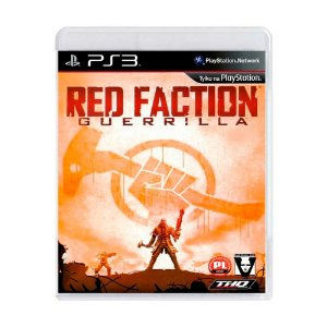 Jogo Red Faction: Guerrilla - PS3