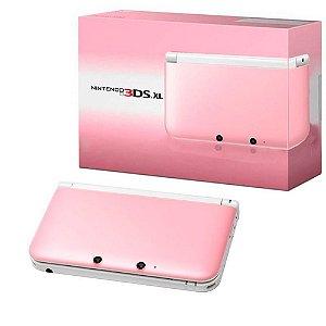 Console Nintendo 3DS XL Rosa - Nintendo