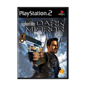 Jogo Syphon Filter: Dark Mirror - PS2