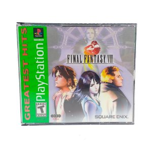 Jogo Final Fantasy VIII - PS1