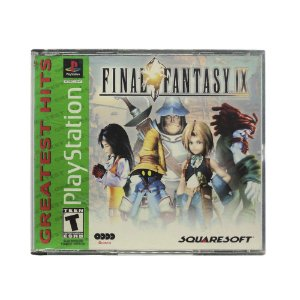 Jogo Final Fantasy IX - PS1